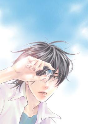 青空ガラス
